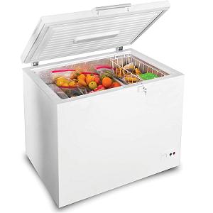 Simfer 295 Litre A+ Freestanding Chest Freezer- White CS3320