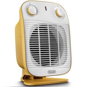 De'Longhi Portable Up Right FAN Heater DHF-HFS50B20.YE