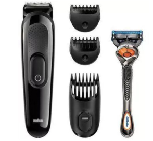 Braun SK3000 4-in-1 Styling Kit Hair & Beard Trimmer