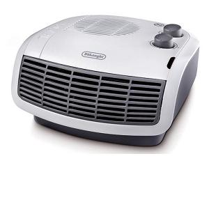 De'Longhi Desk Top Fan Heater DHF-HTF3031W-G