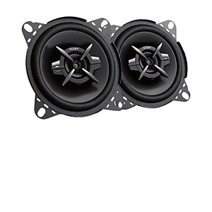 "Sony 10cm (4"") 3-Way Coaxial Speakers XS-FB103E"