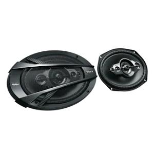 """Sony 16 x 24cm (6 x 9"""") 5-Way Coaxial Speaker XS-XB6951"""