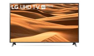 LG UHD TV 49 inch UM7340 Series 49UM7340PVA