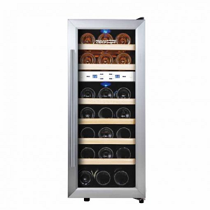 Royal Gourmet Thermoelectric Wine Cooler 21 Bottles WC21DZS