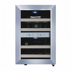 Royal Gourmet Thermoelectric Wine Cooler 12 Bottles WC12DZS
