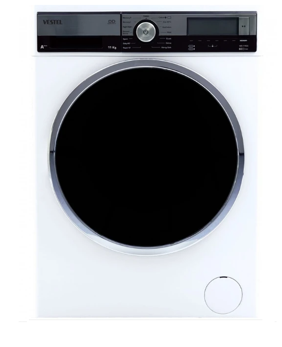 Vestel Washing Machine Front Load WB1112G