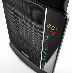 De'Longhi Up-Right Ceramic Fan Heater DHF-DCH7993ER.BC