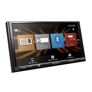 """SONY 17.6cm (6.95"""") LCD AV Receiver XAV-V750BT"""