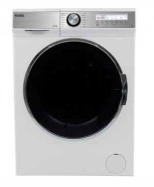 Vestel Washer Dryer 8/6 KG White D814L