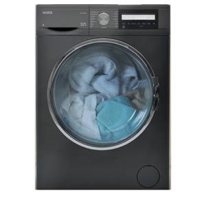 Vestel Washer Dryer 8/6 KG Black D814LB