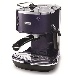 De'Longhi Espresso & Cappuccino Maker Icona DKE -ECO310V
