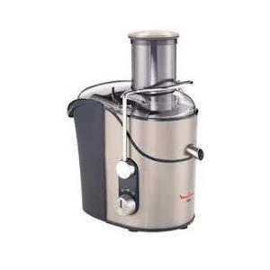 Moulinex Juice Maker Centrifugal 1200 W Silver JU655H10