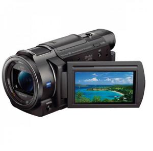 SONY 4K Handycam® with Exmor R™ CMOS sensor FDR-AX53
