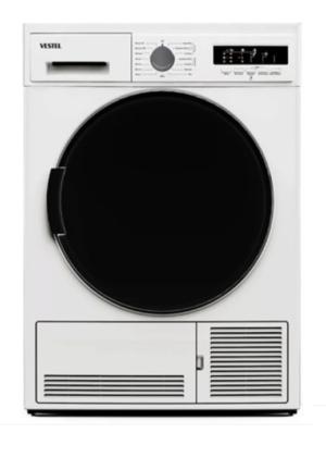 Vestel Washing Machine Front Load white TDC 9GG4