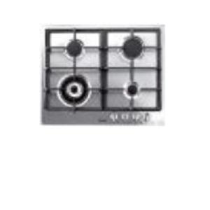 "Linea Giorgio ""60 cm hobs"" line Stainless Steel GBH-GAFCTBX-164/X"