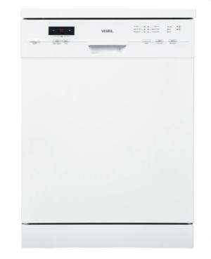 Vestel Dishwasher WHITE D161W
