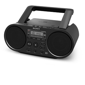 Sony Cd Boombox With Usb Cd Player Fm Player ZS-PS50/BC