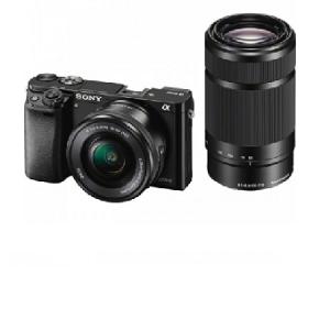 Sony Alpha A6000y 24.3 MP Mirrorless Digital Camera ILCE-6000Y