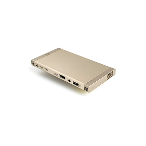 Sony Portable HD Mobile Projector Bluetooth, Wi-Fi Or HDMI Connectivity With Screen Size Up To 120 Inches MP-CL1A/NK
