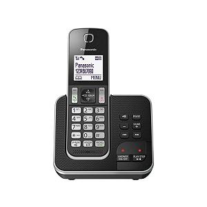 Panasonic Digital codless With Answering Machine KX-TGD320