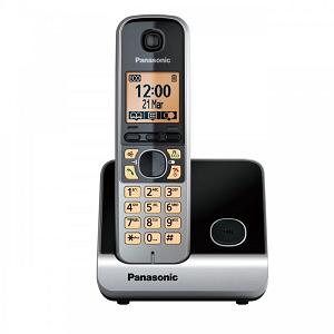 "Panasonic Large 1.8"" LCD display KX-TG6711"