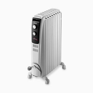 "De'Longhi Oil Radiators with ""Chimney Effect"" 1500w DHR-TRD4 0615"