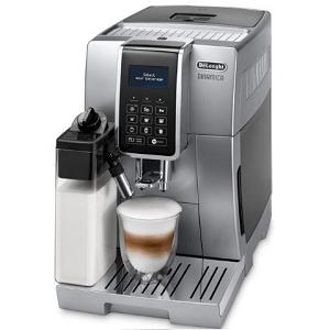 De'Longhi Digital Display Automatic Espresso & One touch automatic cappuccino machine DKE-ECAM35075S