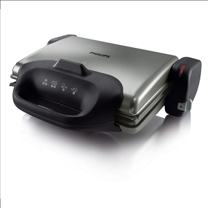 Philips contact grill large plate 2000W HD440