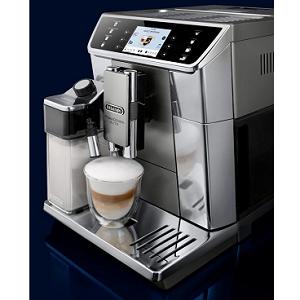 De'Longhi Super Automatic Espresso , Hot Chocolate & Multi beverages Machine DKE-ECAM650.75.MS