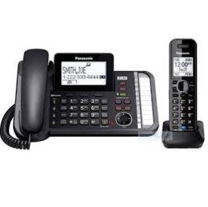 Panasonic 2 Lines Base & 1 Handy KX-TG9581