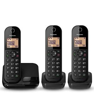 Panasonic *NEW MODEL* 3 Handset KX-TGC413