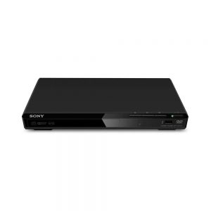 Sony DVD Player Black DVP-SR520