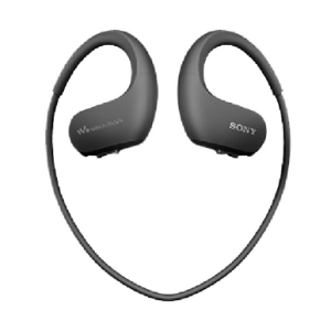 Sony 4GB Sports Wearable Headphone MP3 Player Waterproof ambient mode 12 hours battery NW-WS413