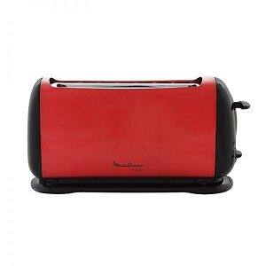 Moulinex Toaster 1000W Red TL176530