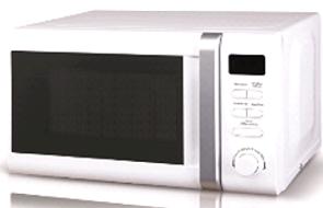 Campomatic microwave White KOR23MW