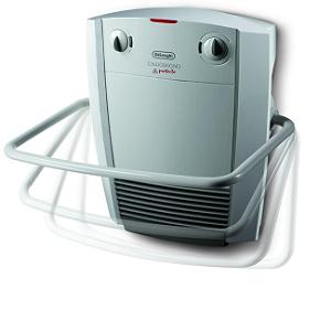De'Longhi Bathroom Fan Heater with Towel Dryer & Warmer DHF-HWB5030