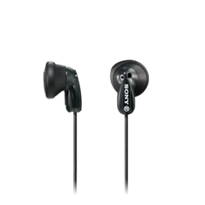 SONY In-Ear Headphones Black MDR-E9LP