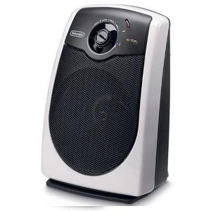 De'Longhi Desk Top Ceramic fan heater DHF-HVS3031/CR
