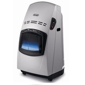 De'Longhi Blue Flame Gas Heater DHG-VBF2/S