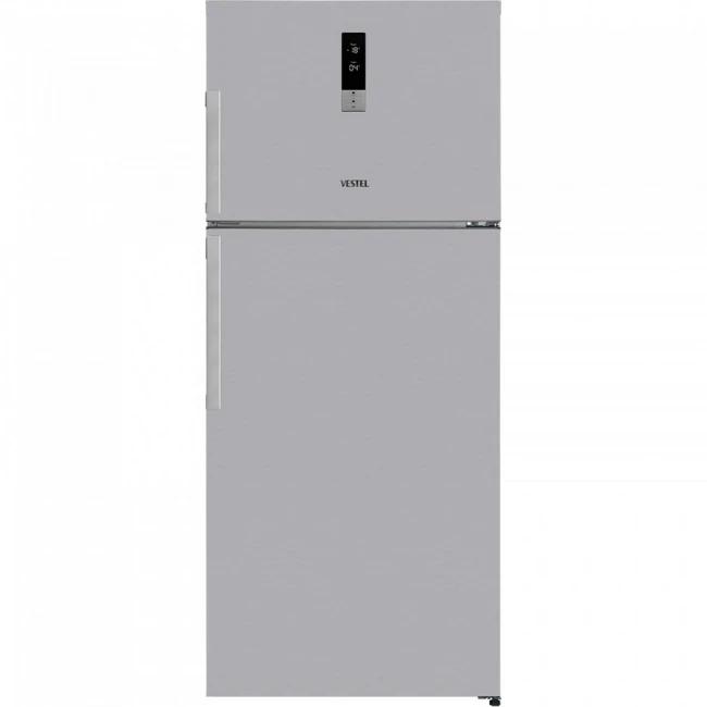 Vestel Refrigerator 2 Doors 484L INOX NF500IX