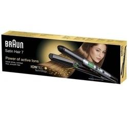 Braun Satin Hair 7 ST710 Hair Straightener With IONTEC