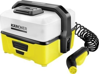 Kärcher OC 3 Mobile Portable cleaner 5 bar Cold water 1.680-000.0