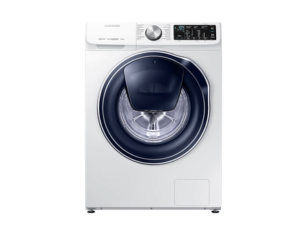 Samsung Front Loading with Q-Drive, 9 kg (white)