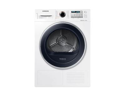 Samsung Heat Pump Tumble Dryer A++, 8kg (white) - DV80M5013QW/EU