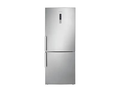 Samsung Bottom Mount Freezer, 435 L - RL4353JBASL/MA