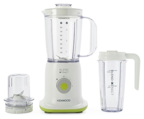 Kenwood BL237 3 in 1 Blend Xtract Variable Speed 0.45L 350W - White