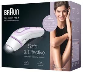 Braun PL3011 Silk-Expert Pro 3 Intense Pulsed Light Hair Removal Machine