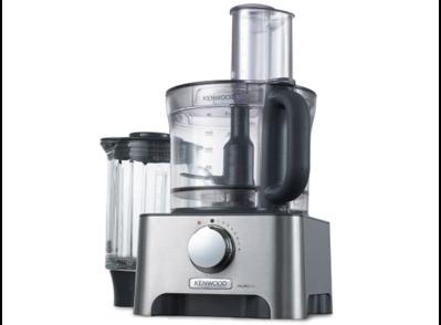 Kenwood FDM786BA food processor 3 L Silver 1000 W