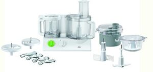 Braun FX3030 Tribute Collection Dual Food Processor