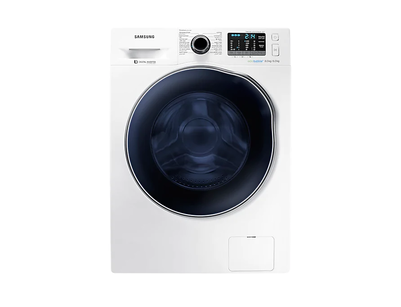 WD80J5410AW 8kg Front Load Washer Dryer - Combo